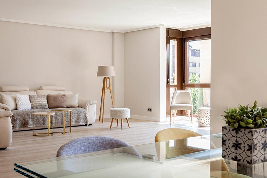 Estos elementos ayudarán a ampliar los espacios de tu casa