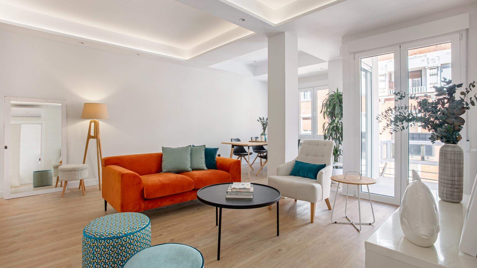 Aima estudio proyecto de vivienda en el centro de madrid
